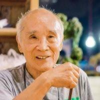 谷川俊太郎のプロフィール写真©深堀瑞穂