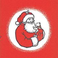 絵本「ハリーのクリスマス」の表紙