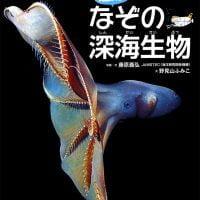 絵本「追跡! なぞの深海生物」の表紙