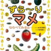 絵本「ずら〜り マメ」の表紙