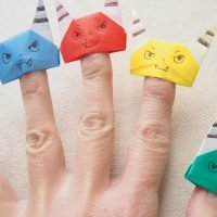 指人形の絵本特集