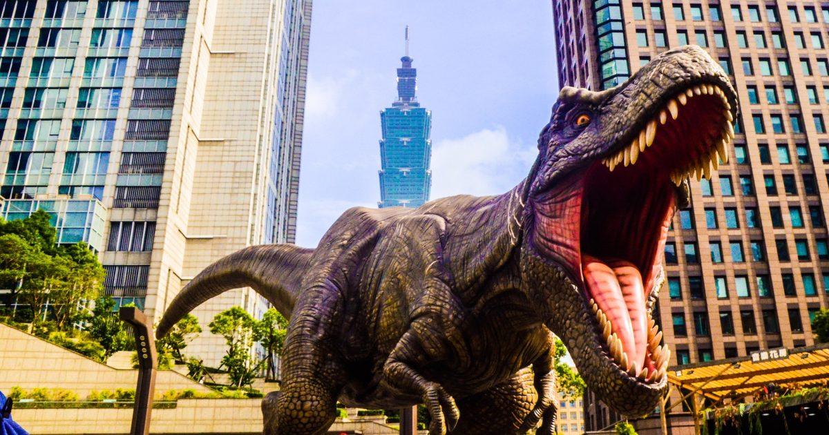 迫力満点!恐竜が登場する絵本特集