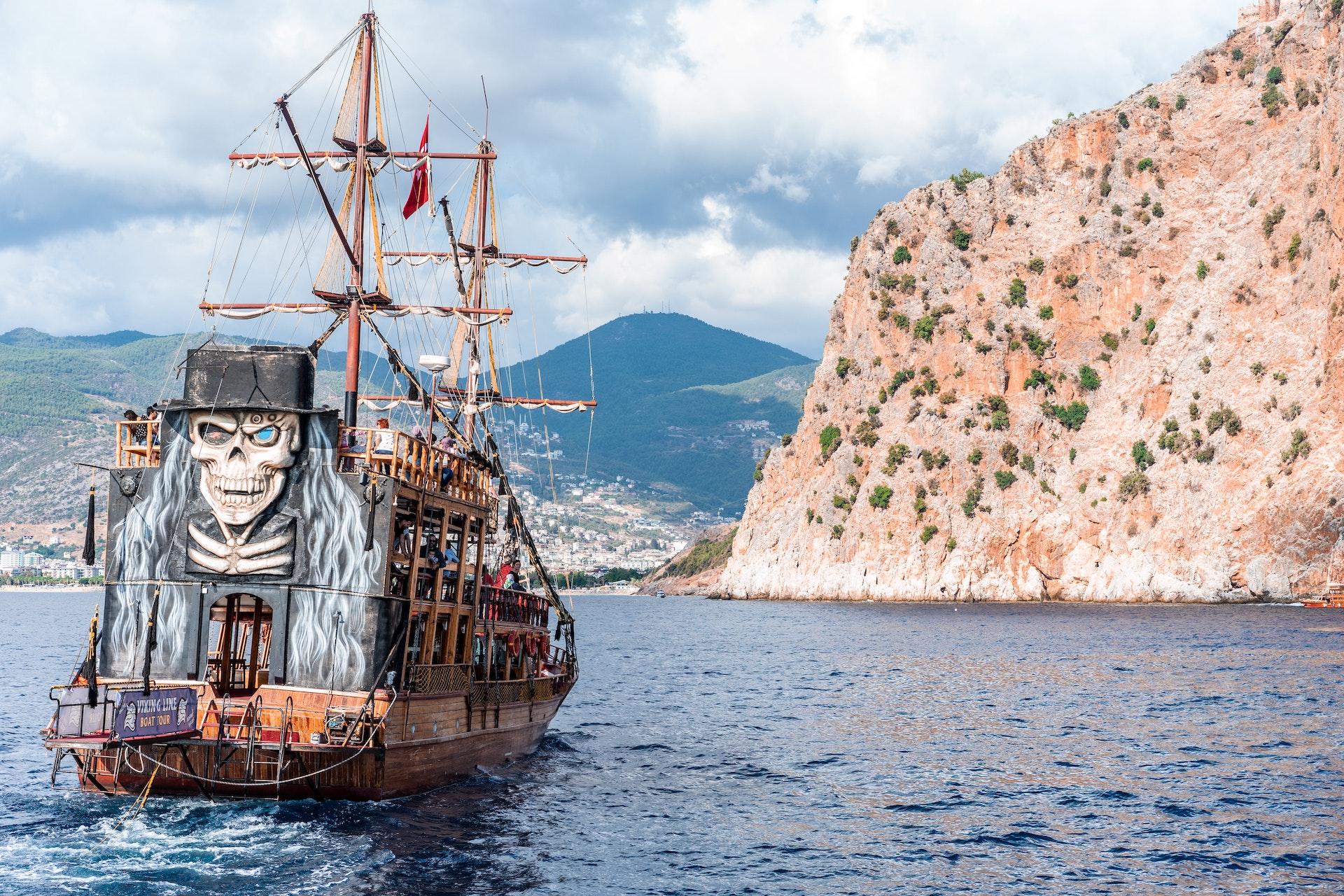 海賊が登場するおすすめ絵本特集