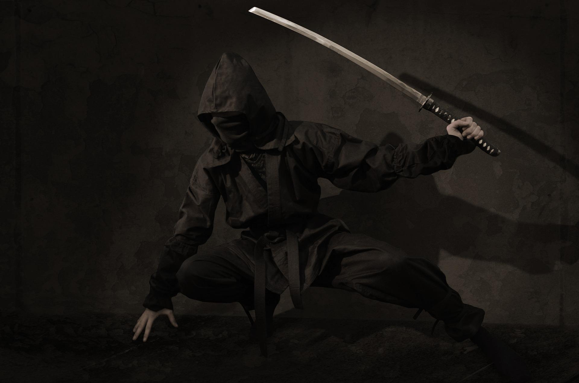 忍者が登場する絵本特集