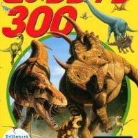 絵本「きょうりゅう 300」の表紙