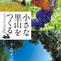 絵本「小さな里山をつくる チョウたちの庭」の表紙
