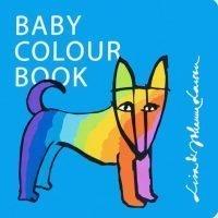 絵本「BABY COLOUR BOOK」の表紙