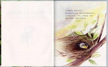 絵本「いつまでねてるレオンちゃん」の一コマ