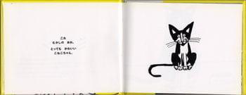 絵本「ミルトン」の一コマ